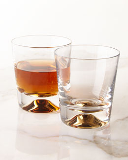 Olympos Double Old-Fashioneds, Set of 2
