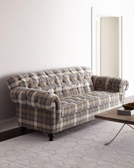 Flannagan Tufted Sofa