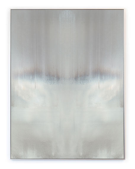 """Haze Reflected"" Vertical Giclee"