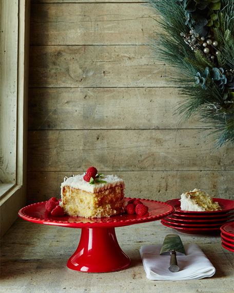 Fantasia Cake Plate
