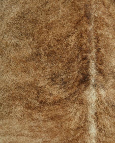 Mason Hairhide Rug, 5' x 8'