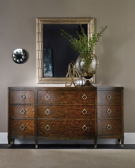 Bernadino Nine-Drawer Dresser
