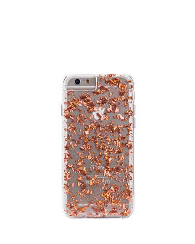Rose Gold Karat iPhone 6/6S Case