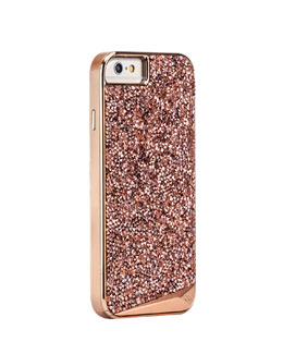 Rose Gold Brilliance iPhone 6 Plus Case