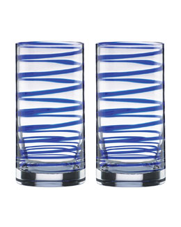 Charlotte Street Highballs, Set of 2