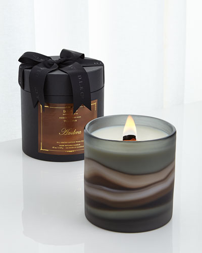 Limited Edition Ambra Candle