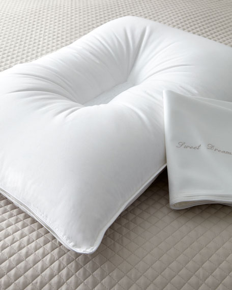 "Queen Back Sleeper Pillow, 20"" x 30"""