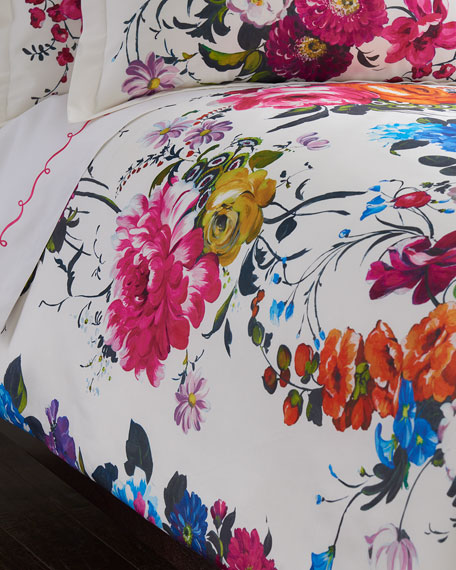 Queen Amrapali Duvet Cover