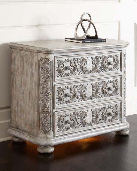 Raleigh Bachelor's Chest
