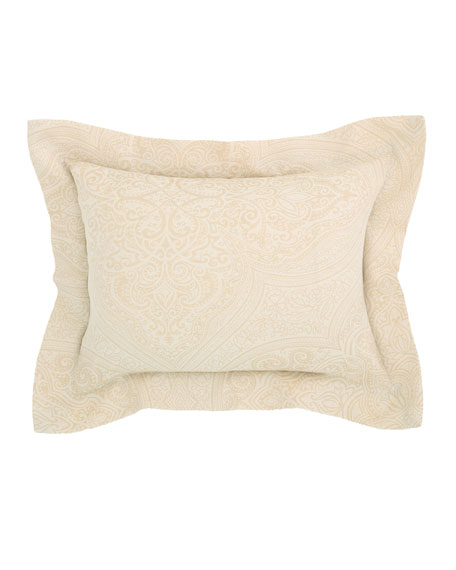 """Firenze Pillow, 15"""" x 35"""""""
