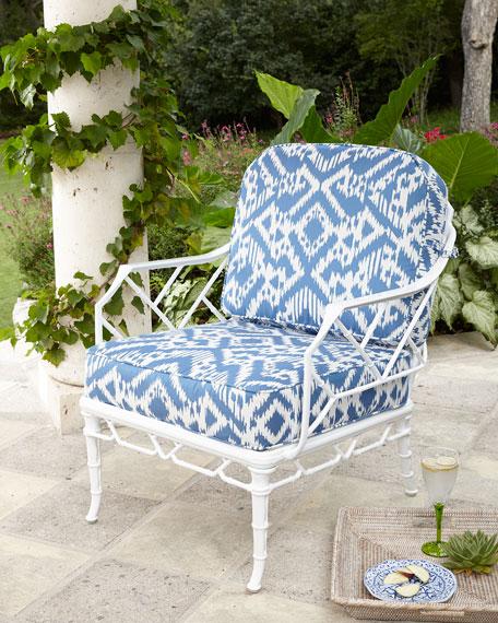 Outstanding Calcutta Outdoor Lounge Chair Evergreenethics Interior Chair Design Evergreenethicsorg