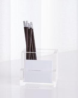 Acrylic Pencil Cup