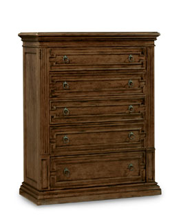 Van Buren Five-Drawer Chest