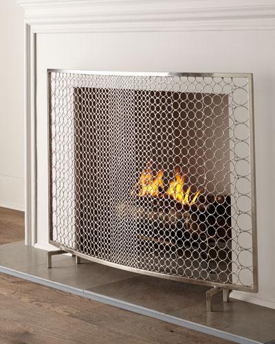 Sabrina Fireplace Screen