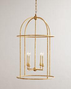 Visual Comfort Desmond 4-Light Cage Lantern