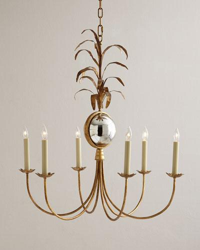 Gramercy Medium 6-Light Chandelier