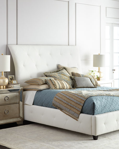 Bernhardt Patrizio Leather Beds