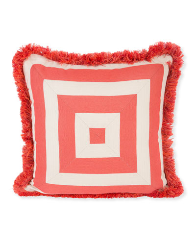Spindle Cabana Outdoor Pillow