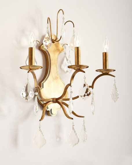 Anya 3-Light Sconce
