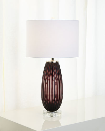 Purple Haze Lamp