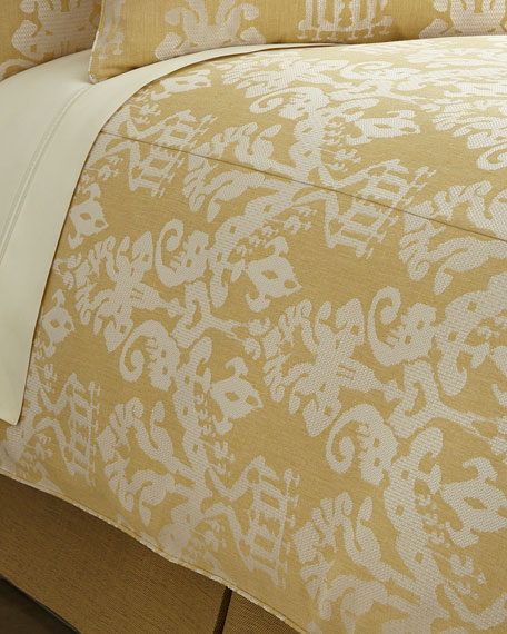 Queen Sonata Zest Duvet Cover