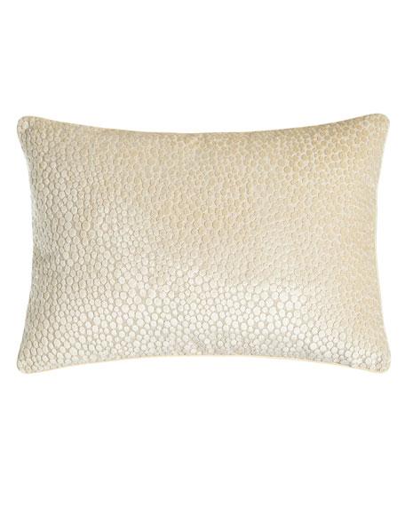 """Dot Pillow, 14"""" x 20"""""""