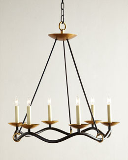 Choros 6-Light Chandelier