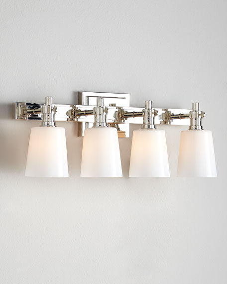 Bryant 4-Light Linear Bath Sconce