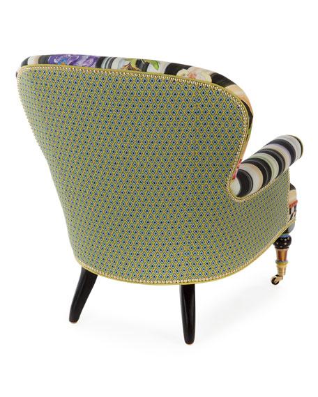 Cutting Garden Accent Chair