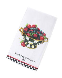 Berry Bowl Dish Towel
