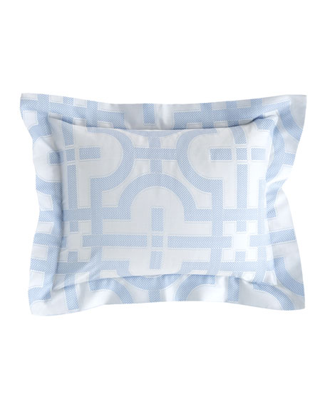 "Nodo Pillow, 15"" x 35"""
