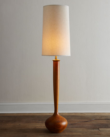 Delightful Tulip Floor Lamp