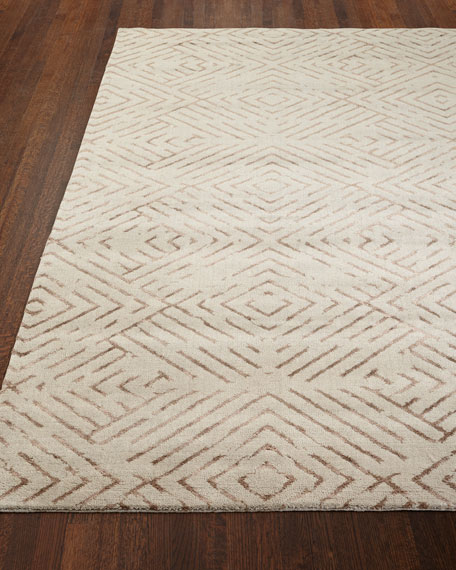 Understated Luxe Rug, 5' x 7'