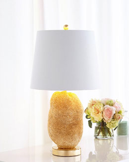 Jackfruit Table Lamp