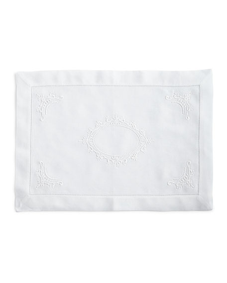 Italian Crest Placemats, Set of 4