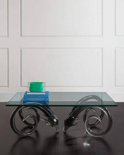 Aires Smoke Coffee Table