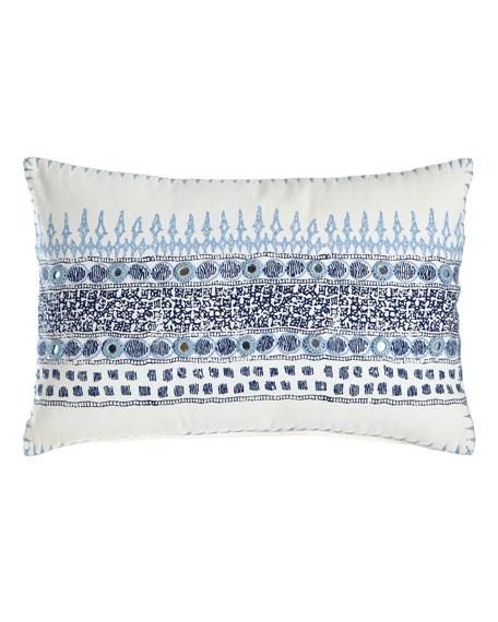 "Primrose Pillow, 12"" x 18"""