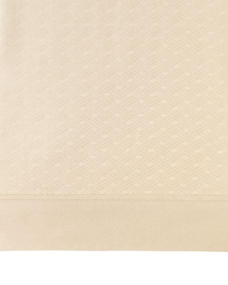 Full/Queen Bedford Jacquard Duvet Cover