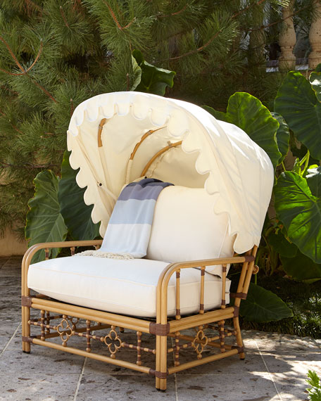 Superb Mimi Outdoor Cuddle Chair