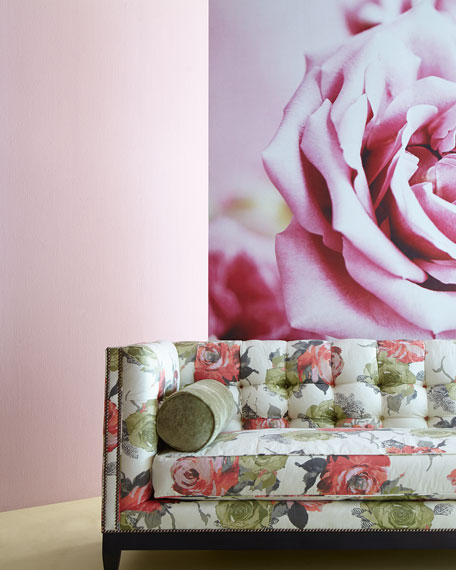 Rosalie Tufted Sofa