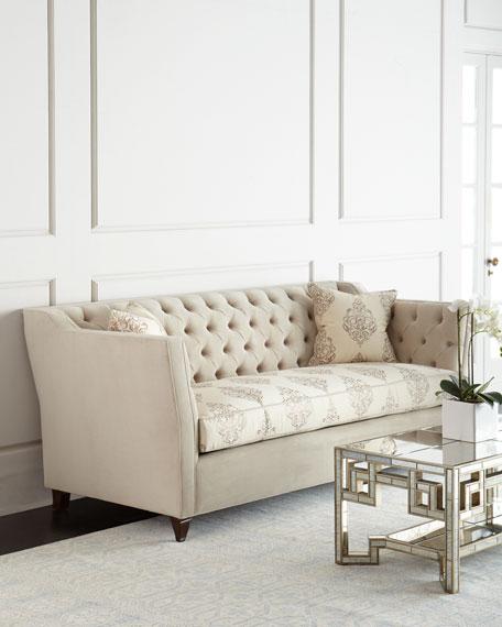 Couture Tufted Sofa