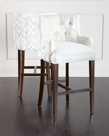 Tiffany Tufted Barstool