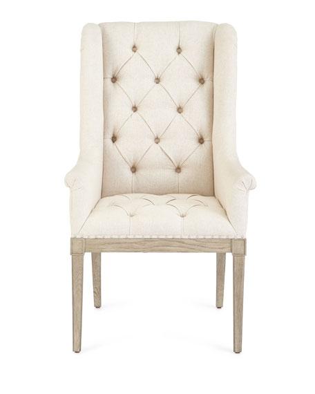 Gant Tufted Hostess Chair