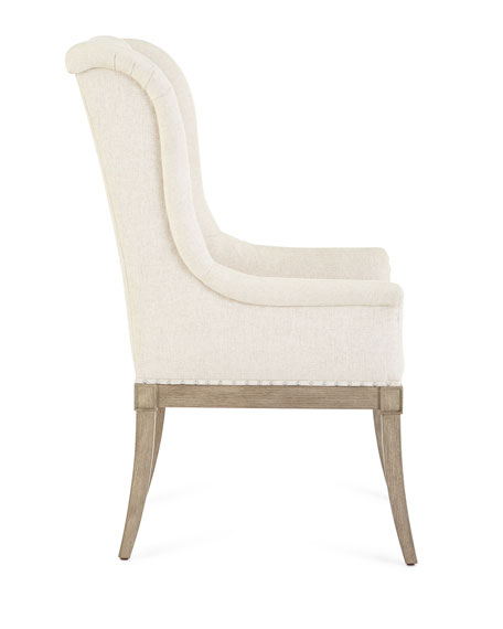 Gant Tufted Hostess Chair