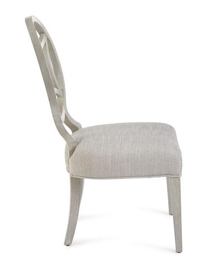 Criteria Side Chairs, Pair