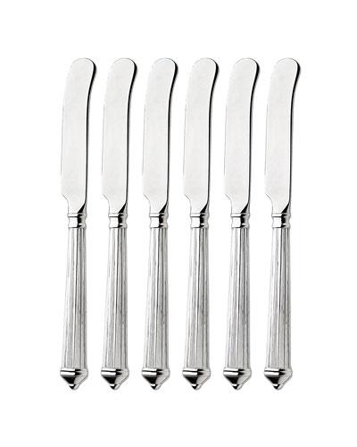Rialto Pate Knives, Set of 6
