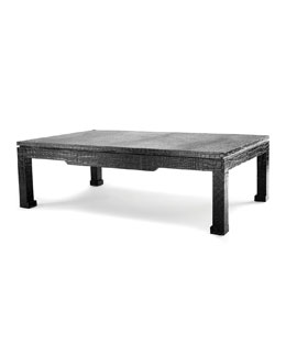 Preston Black Coffee Table