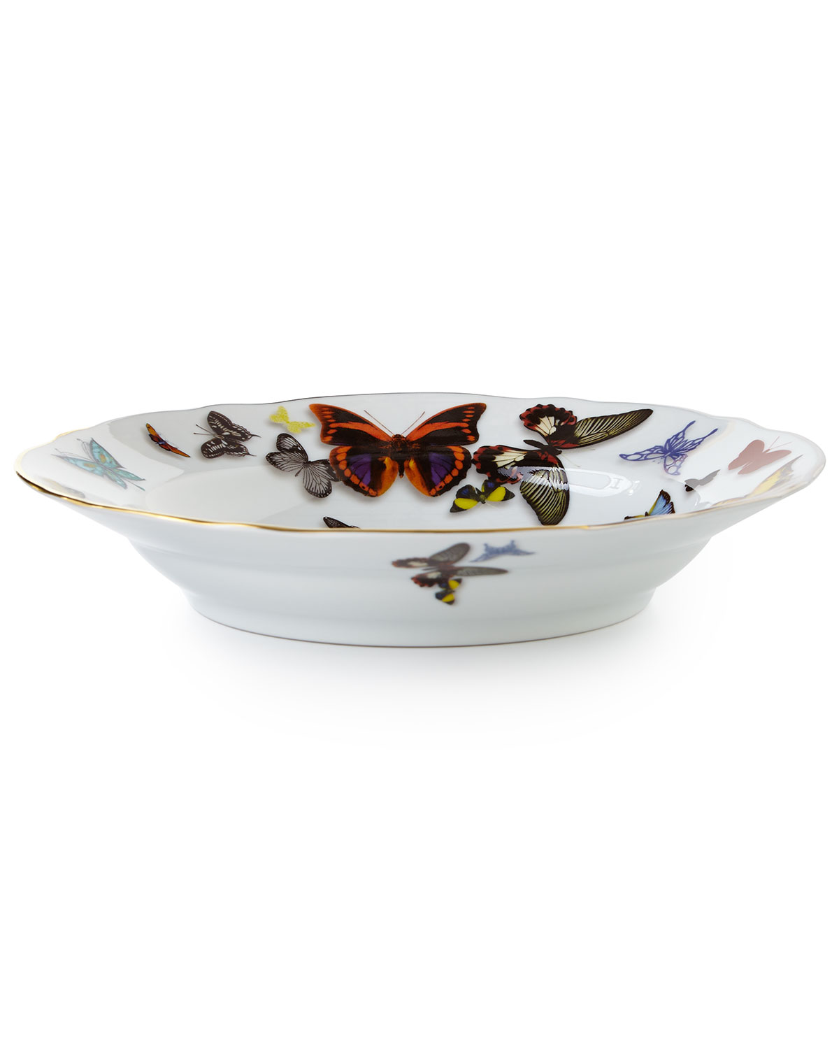 Christian Lacroixbutterfly Parade Soup Plate