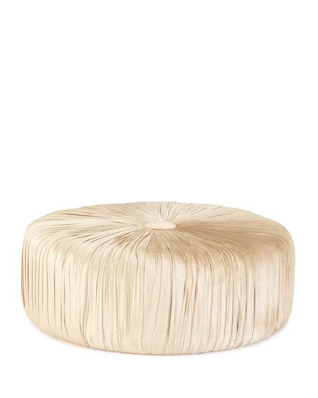 Pasha Round Ottoman