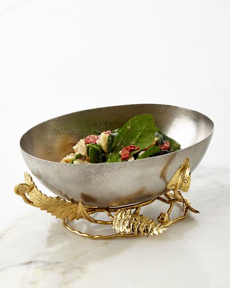 Enchanted Garden Medium Bowl